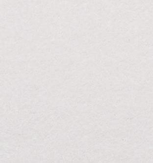 Speciaal teken Ï van wit vilt - Mevrouw Hendrik naamslinger vilt