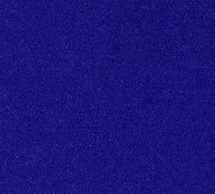 & teken of ampersand van vilt in donkerblauw - Mevrouw Hendrik naamslinger vilt