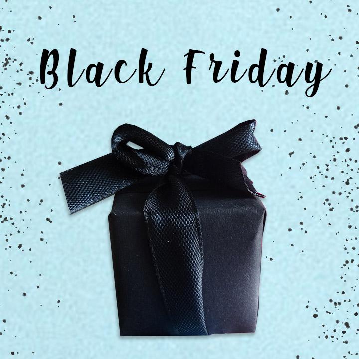 Black Friday: 20% korting op je vilten naamslinger van Mevrouw Hendrik