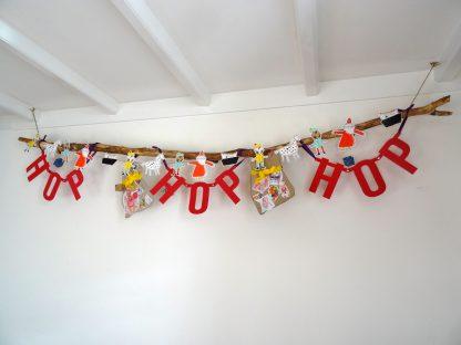 Van Sinterklaasslinger naar Kerst Decoratie - Mevrouw Hendrik