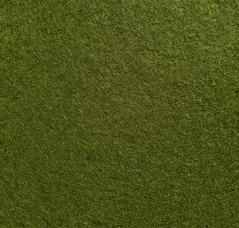 Vilten Monstera blad olijfgroen voor aan je vilten slinger met naam van Mevrouw Hendrik
